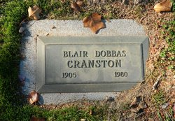 Blair Dobbas <i>Birdsall</i> Cranston