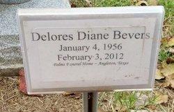 Delores Diane <i>Urbanovsky</i> Bevers