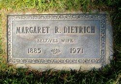 Margaret R Dietrich