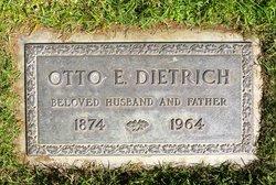 Otto E Dietrich
