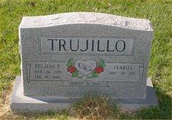 Clarita Clara <i>Sedillo</i> Trujillo