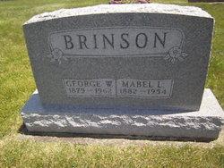Mabel <i>Means</i> Brinson