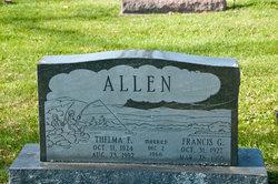 Thelma Fern <i>Goldsmith</i> Allen
