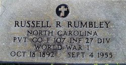 Russell R. Rumley