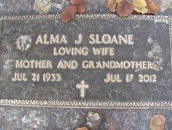 Alma <i>Gulledge</i> Sloane