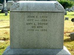 Amy Lou <i>Dodge</i> Cook