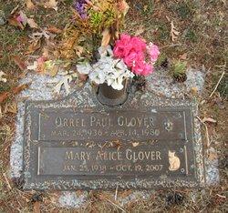 Orrel Paul Glover