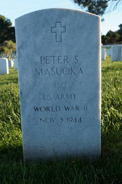 Peter S Masuoka