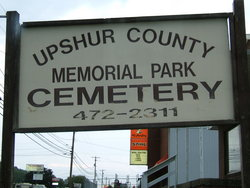 Upshur County Memorial Park