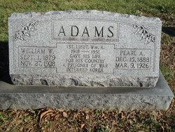 Pearl Alma <i>Smith</i> Adams