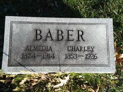Almedia Madie <i>Metsinger</i> Baber