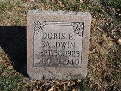Doris E Baldwin
