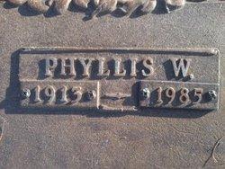 Phyllis E <i>Wright</i> Hill