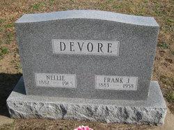 Nellie A. <i>Hill</i> Devore