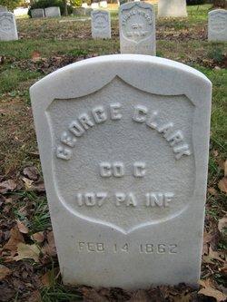 Pvt George Clark