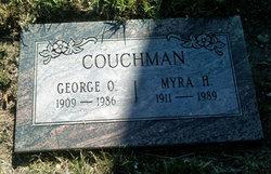 Myra <i>Horton</i> Couchman