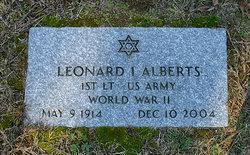 Leonard Isaac Alberts