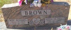 Roy Peterkin Brown