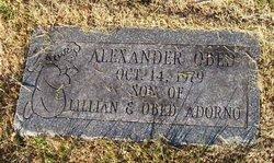 Alexander Obed Adorno