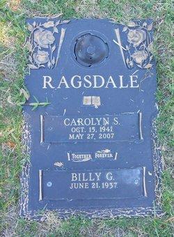 Carolyn S Ragsdale