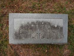 Abbie Hutchinson Brown