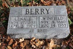 Lena Effie <i>Wigginton</i> Berry