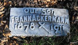 Frank J Ackermann