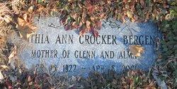 Cynthia Ann <i>Crocker</i> Bergen