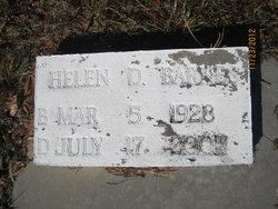 Helen <i>Devett</i> Barnes