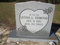 Leona Louise <i>Morrison</i> Edmond