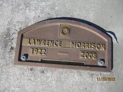 Lawrence Morrison