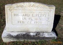 Richard L Perry
