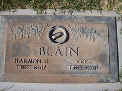 Veda <i>Coombs</i> Blain