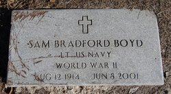 Sam Bradford Boyd