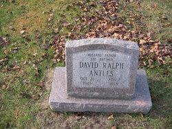 David Ralph Antles
