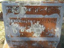 Dorothy <i>Clements</i> Chinski
