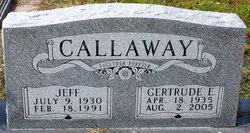 Gertrude Callaway