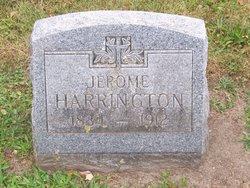 Jerome T Harrington
