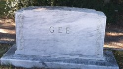Infant Eloise Gee