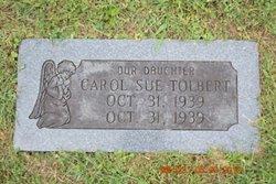 Carol Sue Tolbert