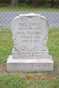 Paul David Tolbert