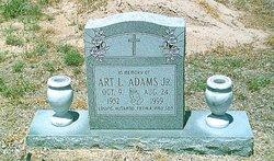 Art L Adams, Jr