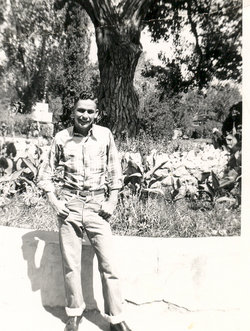 Sherman Dale Zachary