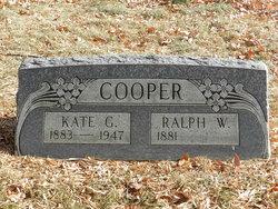 Kate <i>Green</i> Cooper