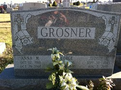 Anna <i>Moyher</i> Grosner