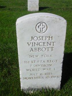 Joseph Vincent Abbott