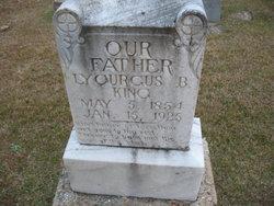 Lycurgus B. King