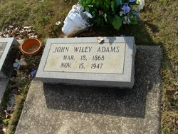 John Wiley Adams