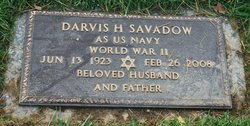 Darvis H. Savadow