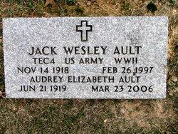 Jack Wesley Ault